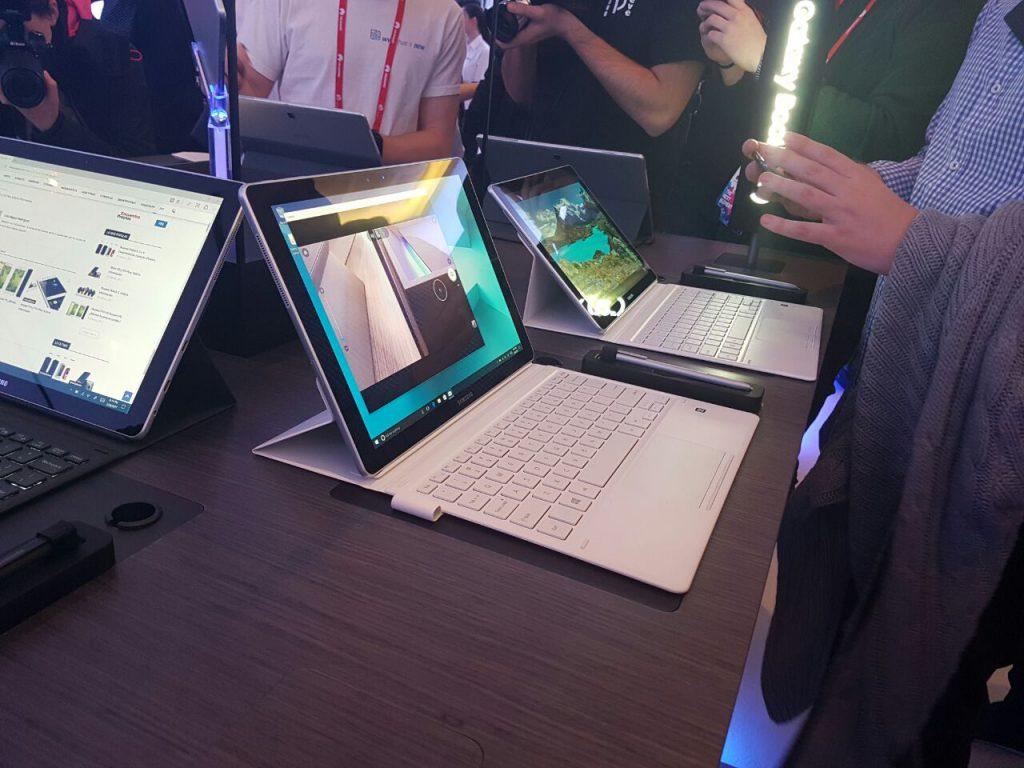 Samsung apuesta con la Galaxy Tab S3 y el Galaxy Book galaxy tab s3 galaxy book mwc 2017