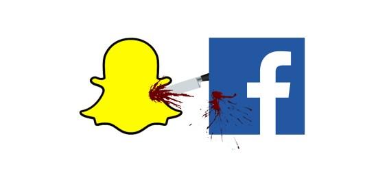 Facebook ha matado a Snapchat