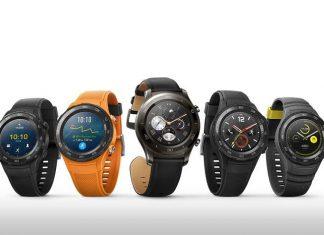 Huawei Watch 2: Diferentes diseños Huawei Watch 2