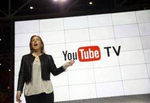 YouTube TV: Presentación de YouTube TV