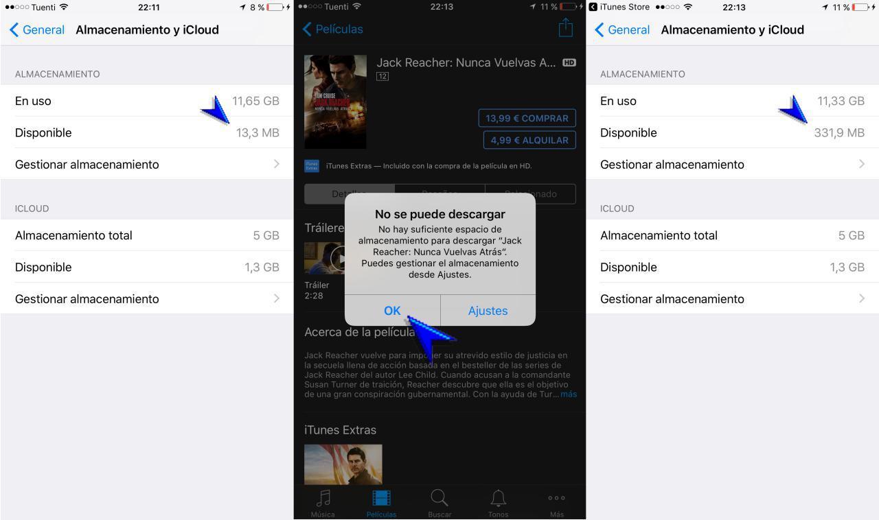 Liberar espacio en tu iPhone con iTunes - Pasos a seguir