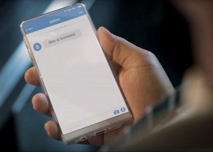 smartphone del creador de Android anuncio de Michelin