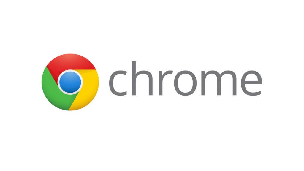 chrome: logo