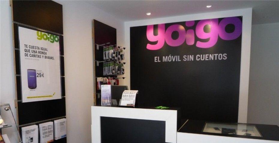 50GB: Tienda Yoigo