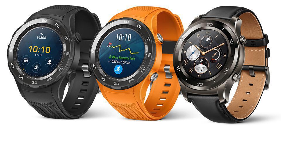 Huawei Watch 2 modelos