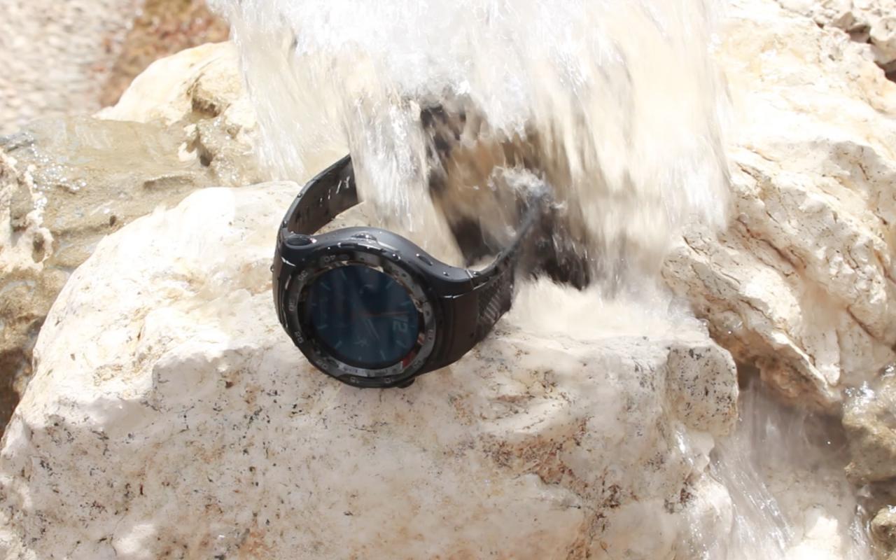 Huawei Watch 2 resistencia agua