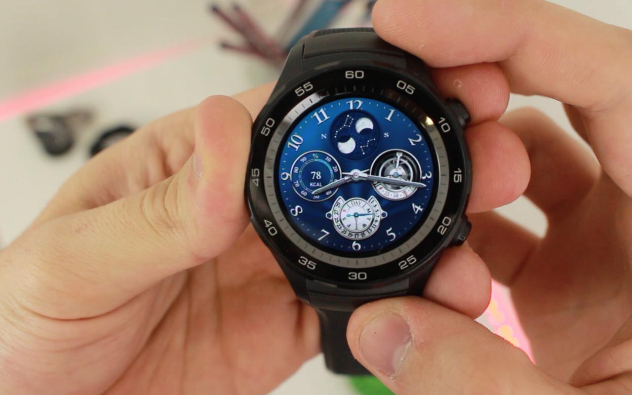 Huawei Watch 2 pantalla