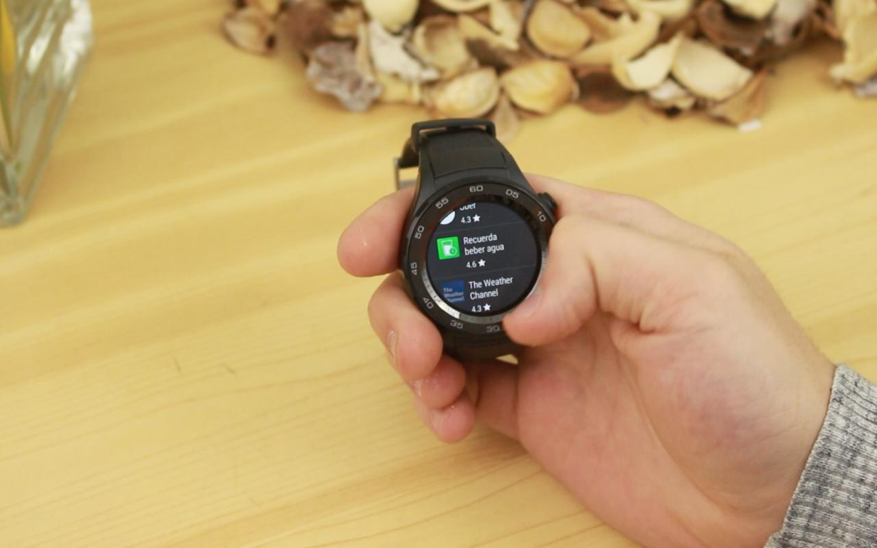 Huawei Watch 2 Play Store