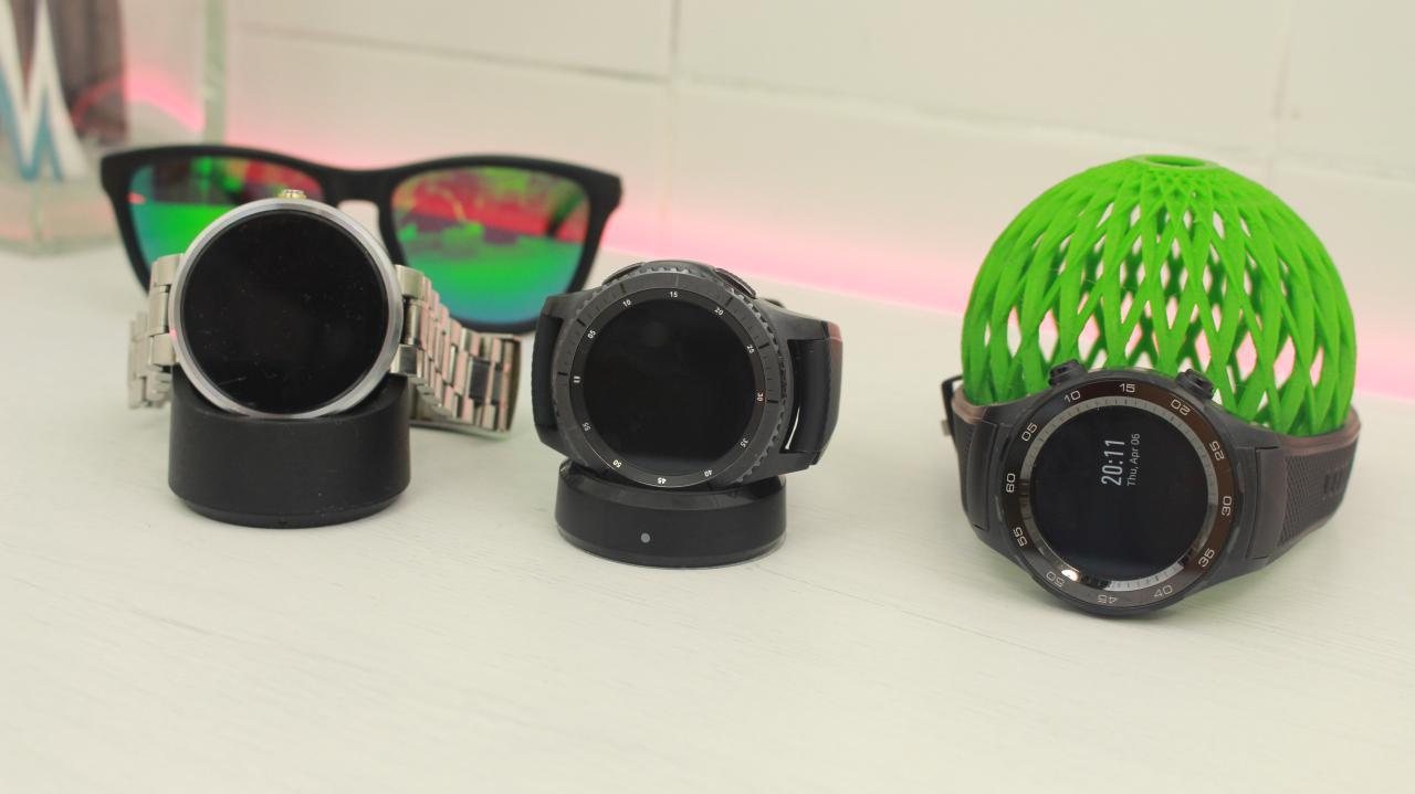 Huawei Watch 2 cargadores