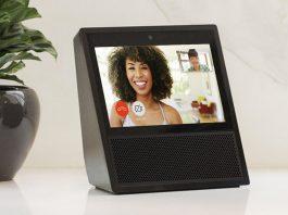 Amazon Echo Show videollamadas
