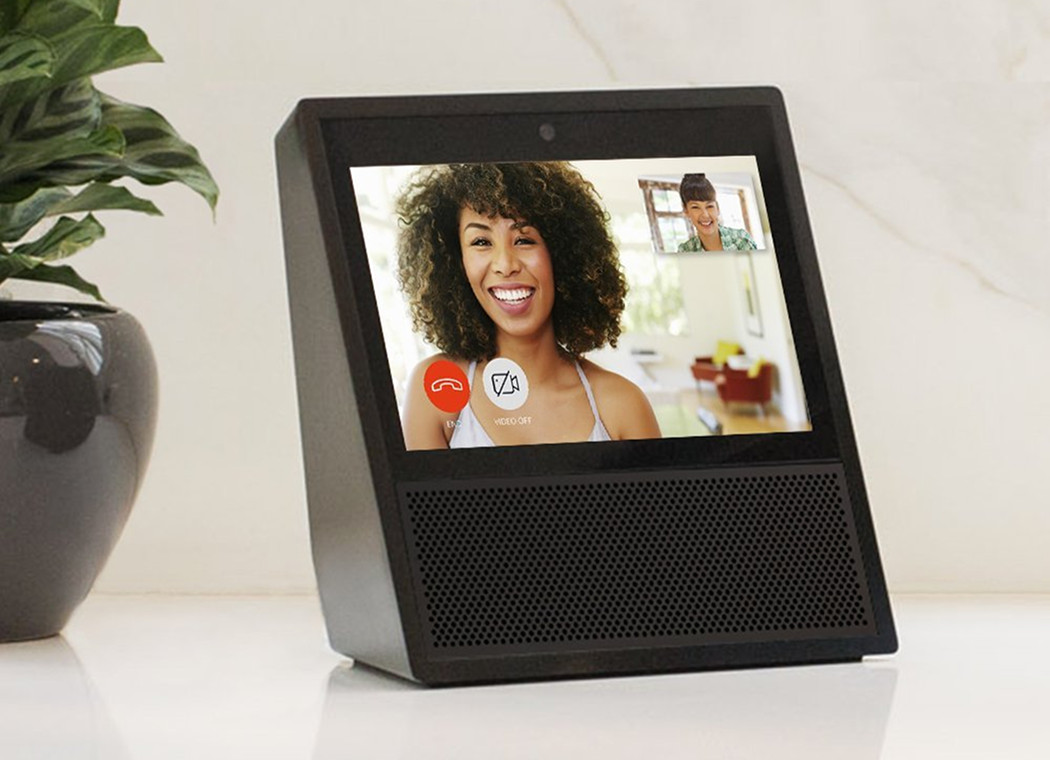 Amazon Echo Show videollamadas
