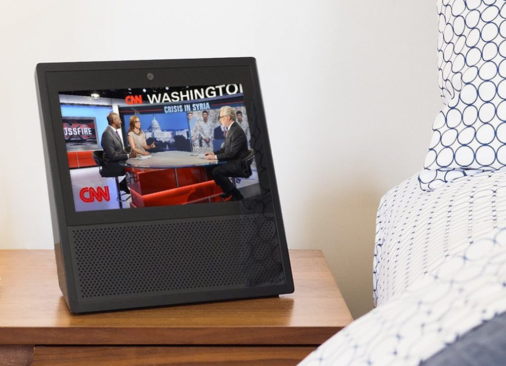 Amazon Echo Show reproductor de videos