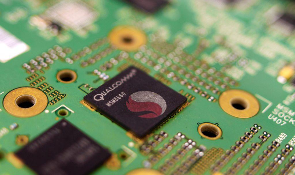 procesador snapdragon 845