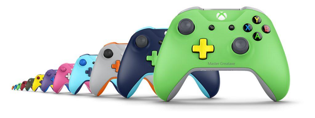 Xbox Design Lab: Más diseños