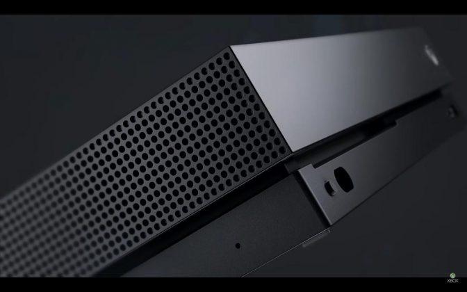 Xbox One X: Xbox One X