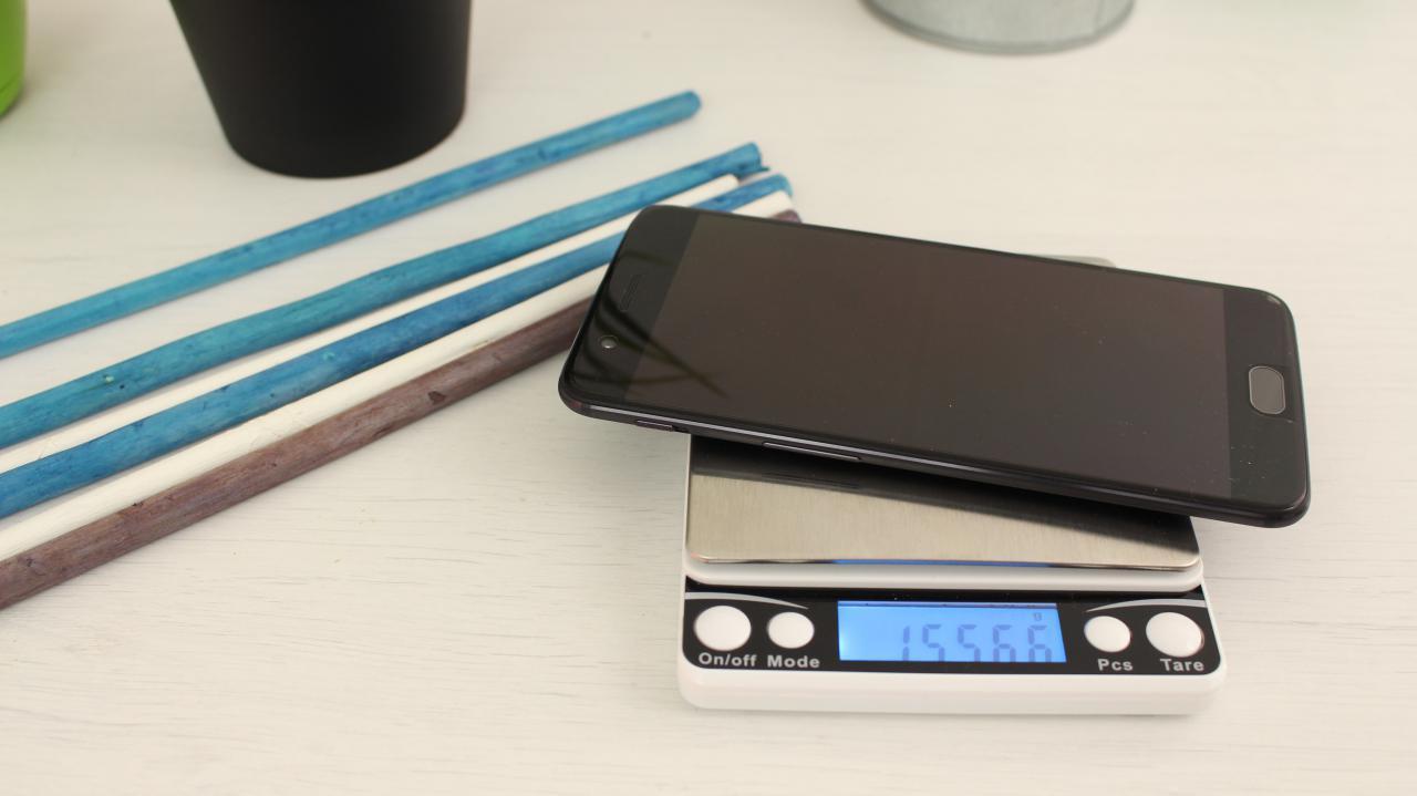 OnePlus 5 peso