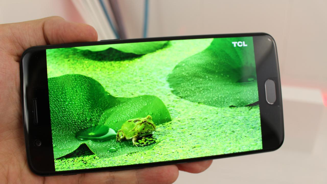 OnePlus 5 pantalla