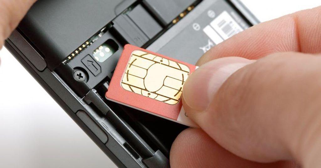 Roaming en Europa: tarjeta SIM