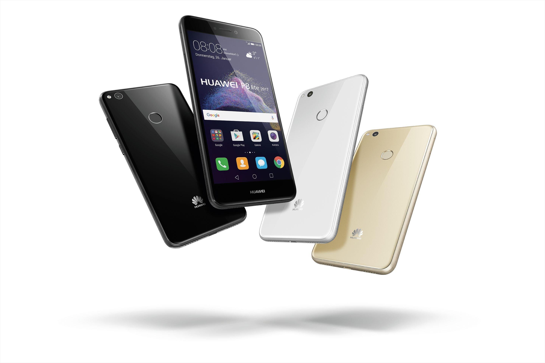 Huawei P8 Lite 2017 por menos de 200€