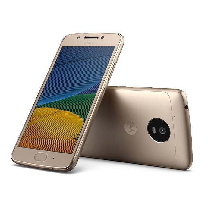 Motorola Moto G5 por menos de 200€