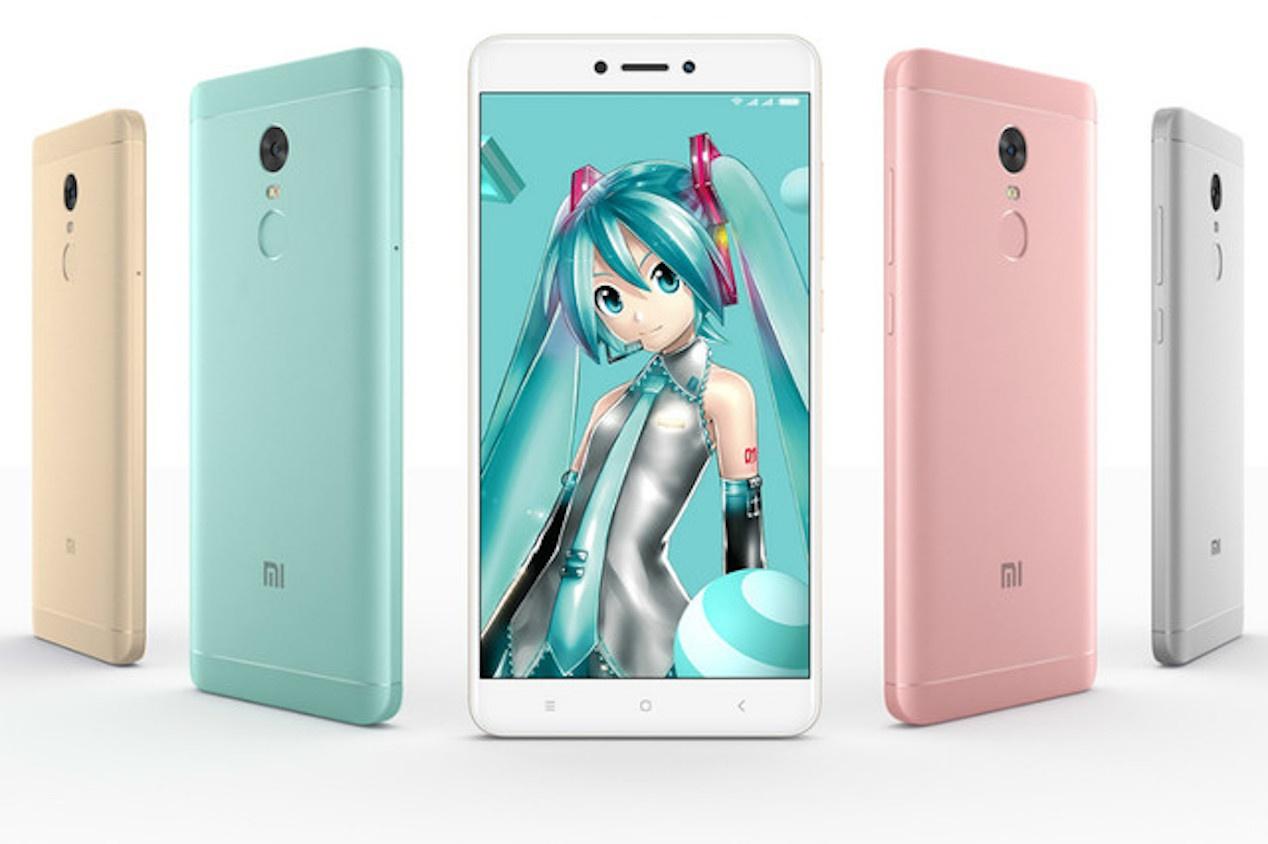 Xiaomi Redmi Note 4X por menos de 200€