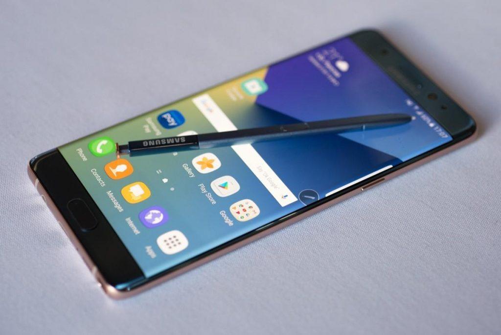 posible fecha de presentación: Galaxy Note 7