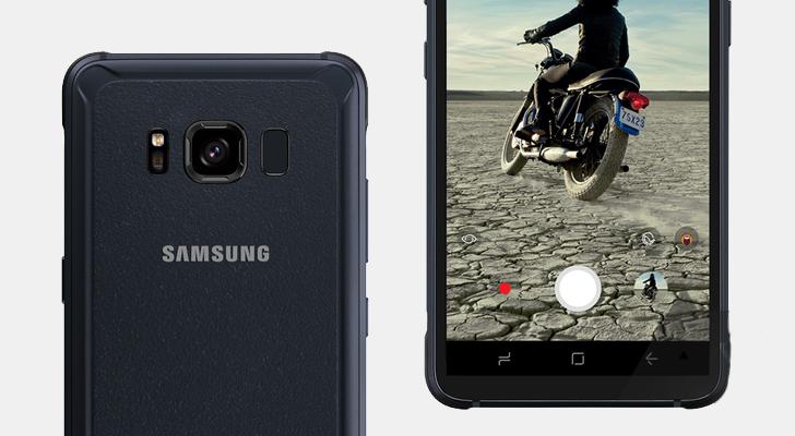 Samsung Galaxy S8 Active: Samsung Galaxy S8 Active