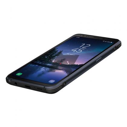 Samsung Galaxy S8 Active: Samsung Galaxy S8 Active desde arriba