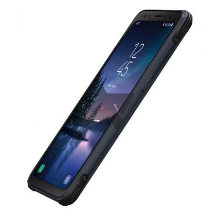 Samsung Galaxy S8 Active: Samsung Galaxy S8 Active de lado