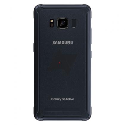 Samsung Galaxy S8 Active: Samsung Galaxy S8 Active desde atrás