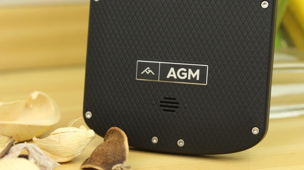 AGM X1 altavoz