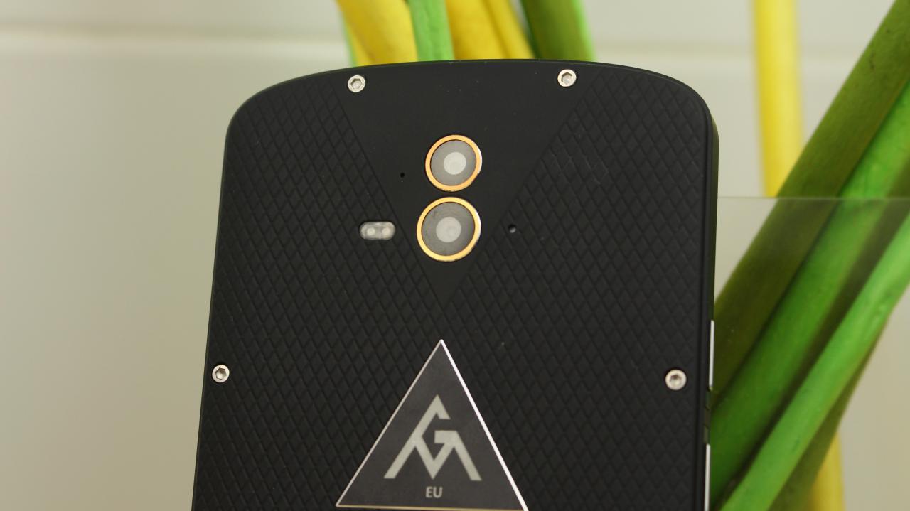 AGM X1 cámaras