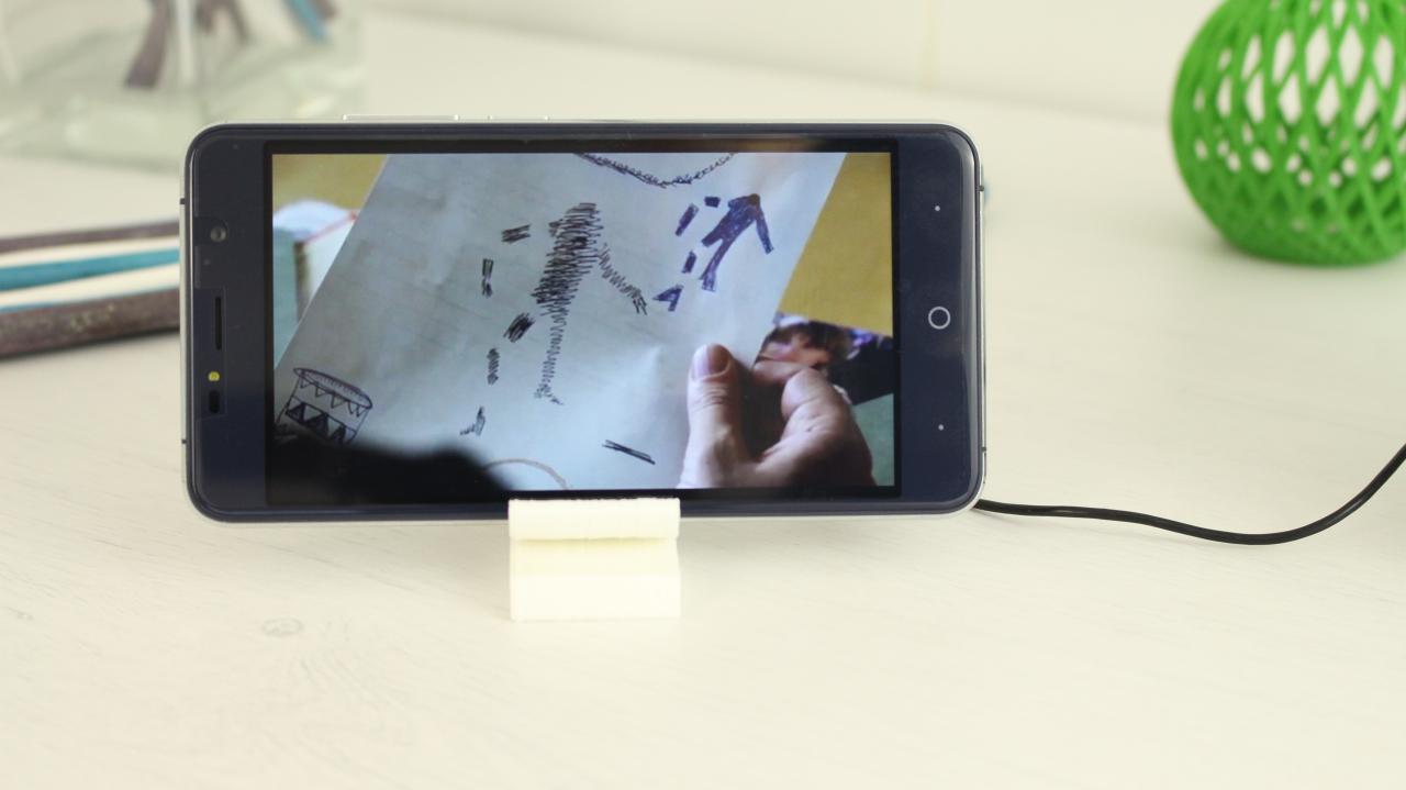 Ukozi Q3 pantalla