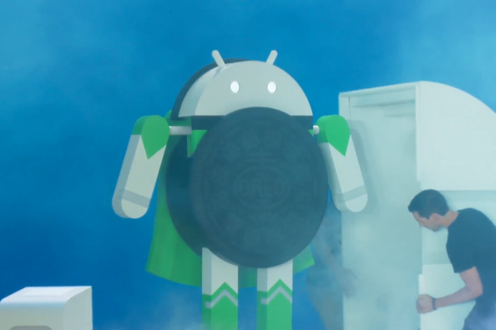 Android Oreo 8.0: presentado oficialmente
