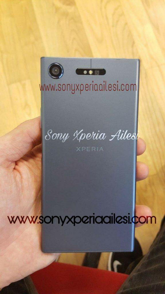 Sony Xperia XZ1 trasero