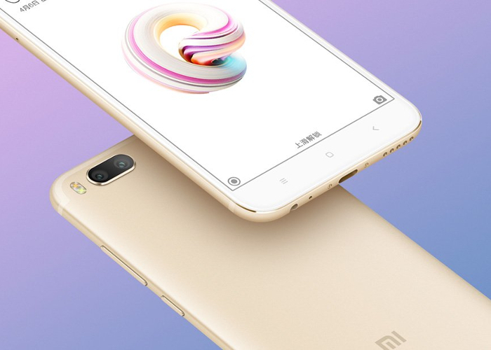 smartphone Android One Xiaomi Mi 5x