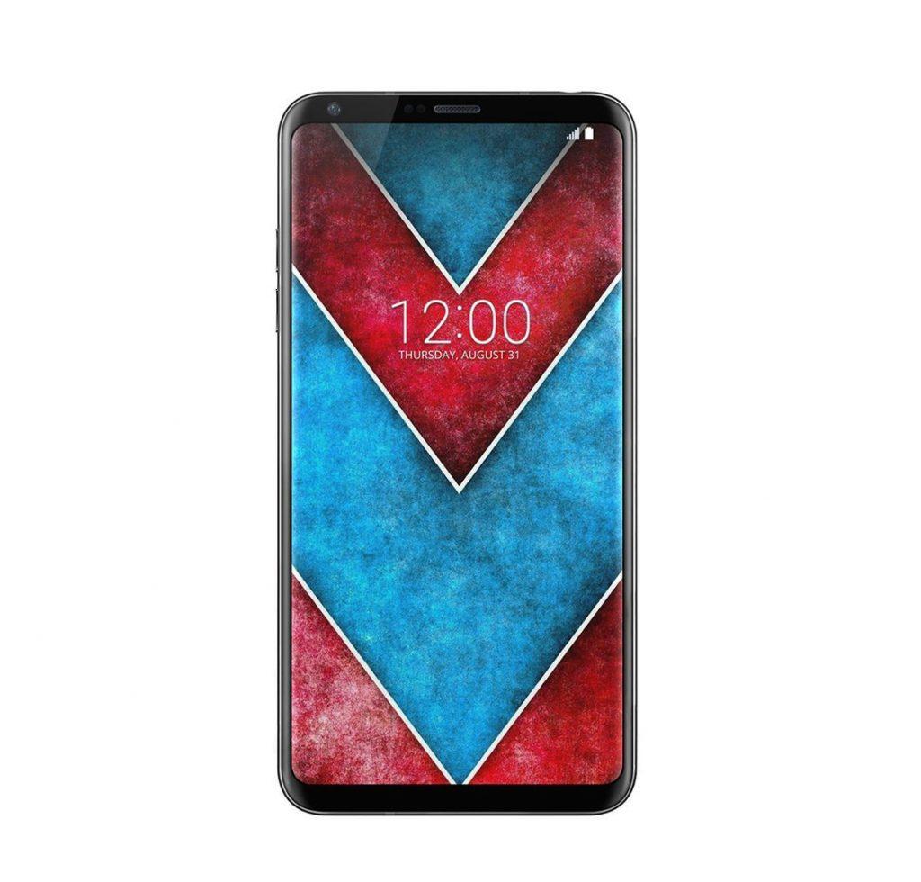 Presentación del LG V30: LG V30