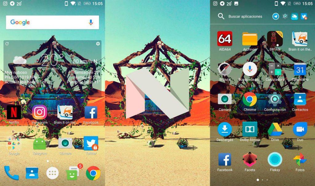Lenovo K6: Android Nougat 7.0 en el Lenovo K6