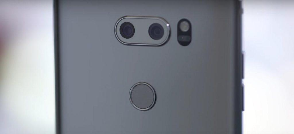 Presentación del LG V30: cámara LG V30