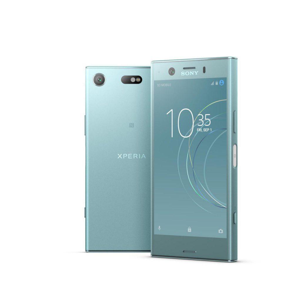 Presentación del Sony Xperia XZ1 y XZ1 Compact: Sony Xperia XZ1 y Sony Xperia XZ1 Compact
