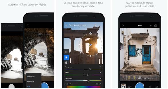 5 apps de edición fotográfica photoshop
