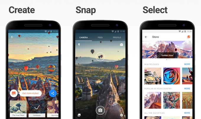 5 apps de edición fotográfica prisma
