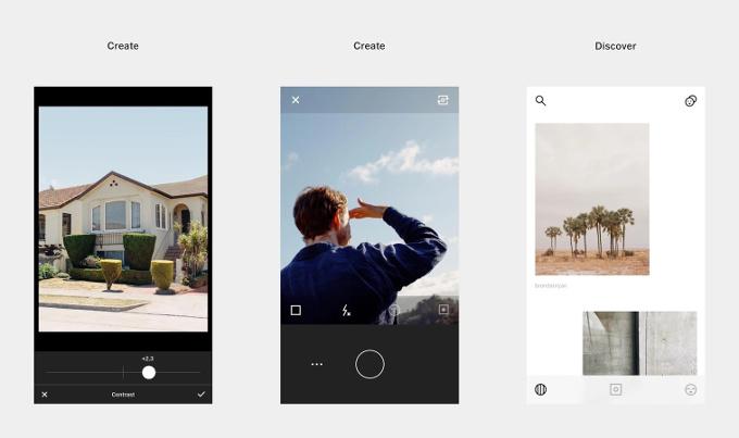 5 apps de edición fotográfica vsco
