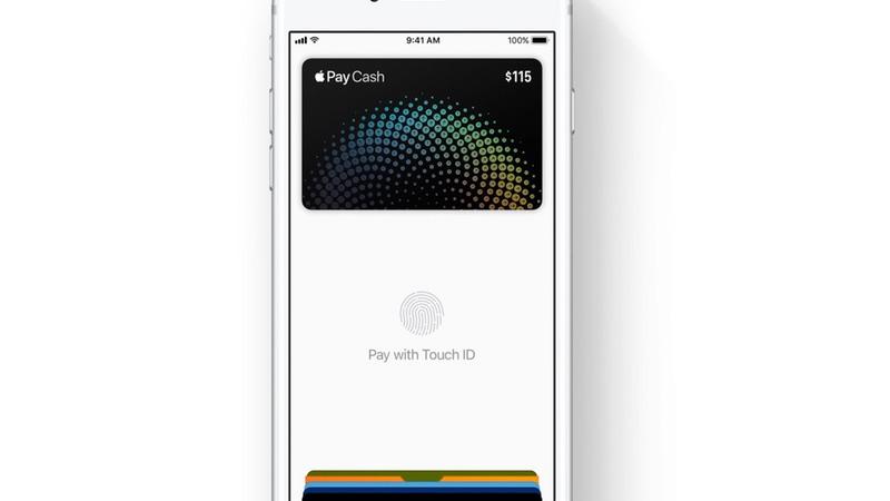 apple pay cash imagen