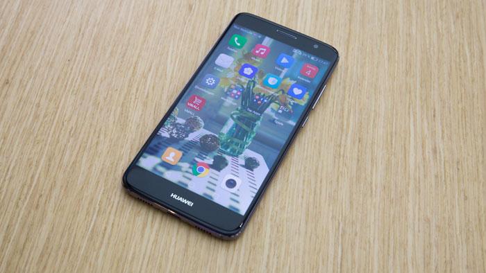 Primeras impresiones del Huawei Nova 2 frontal