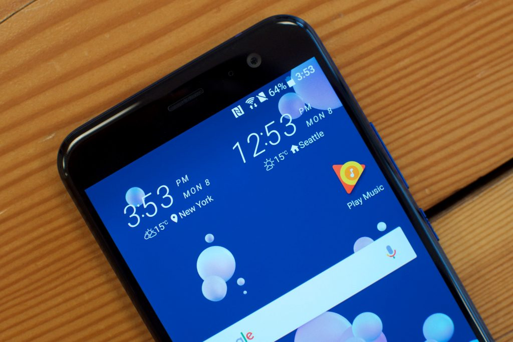 Google pronto podría comprar HTC: HTC U11