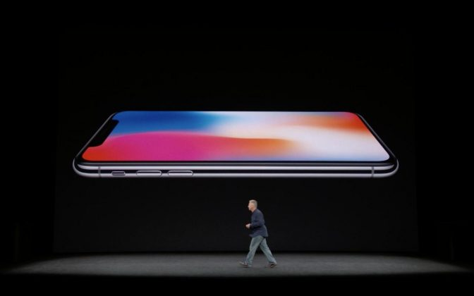 iPhone 8 y iPhone X, toda la información: iPhone X