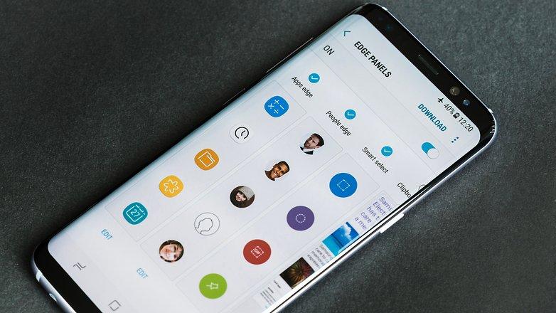 samsung prepara Android 8 destacada