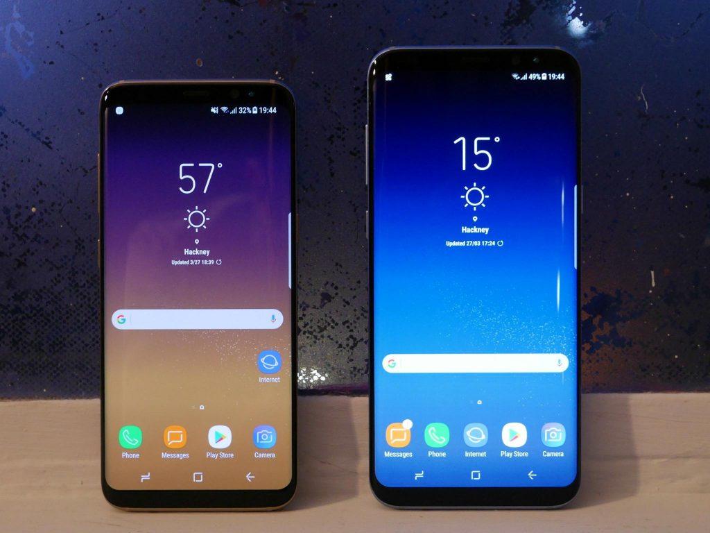 samsung prepara Android 8 s8 y s8 plus