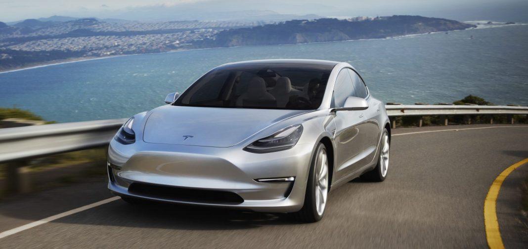 Tesla Model 3: Tesla Model 3